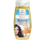 Bione Cosmetics Keratin & Cereal Sprouts Regenerative Shampoo 260 ml