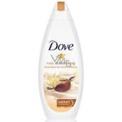 Dove Purely Pampering Bambucké máslo a vanilka sprchový gel 250 ml