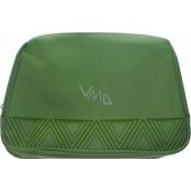 Palmolive Etue Kosmetická kabelka zelená 24 x 17 x 8,5 cm 1 kus