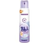B.U. In Action Sensitive antiperspirant deodorant sprej pro ženy 150 ml