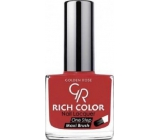 Golden Rose Rich Color Nail Lacquer lak na nehty 084 10,5 ml
