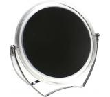 Abella Mirror 2x magnifying round M100 / M 12.5 x 15 cm