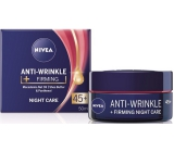Nivea Anti-Wrinkle + Firming 45+ Firming Anti-Wrinkle Night Cream 50 ml