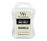 WoodWick Magnolia - Magnólie vonný vosk do aromalampy 22.7 g