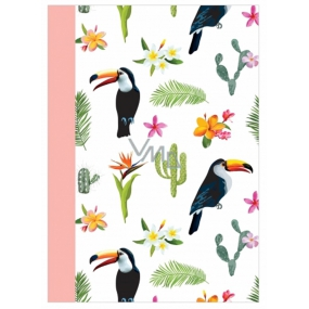 Albi Adhesives Toucan 10.5 x 15 cm