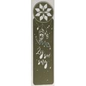 Albi Metal bookmark Dream catcher 3.3 cm x 12 cm