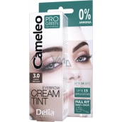 Cameleo Progreen Eyebrow Color 15ml Brown 4893