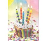Nekupto Gift kraft bag medium 24 x 18 x 8 cm Cake