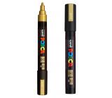 Posca Universal acrylic marker 1.8 - 2.5 mm Gold
