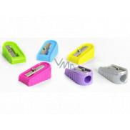 Y-Plus + Vovo Plastic sharpener 35 x 19 mm various colors