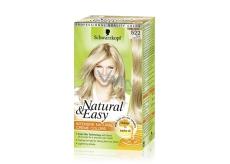 Schwarzkopf Natural & Easy barva na vlasy 522 Světle plavé stříbro