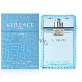 Versace Eau Fraiche Man perfumed deodorant glass for men 100 ml