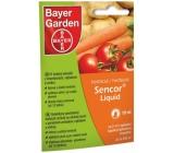 Bayer Garden Sencor Liquid přípravek k hubení plevelů v bramborách, rajčatech a mrkvi 10 ml