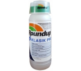 Roundup Klasic kills perennial and annual weeds 1 l