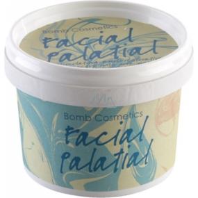 Bomb Cosmetics Smooth skin Natural skin peeling 120 ml