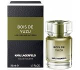 Karl Lagerfeld Bois de Yuzu Men eau de toilette 50 ml