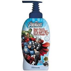Avengers Bath & shower gel for children 1L exp.10 / 2018