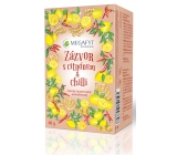 Megafyt Herbal Pharmacy Fruit Ginger with lemon & chilli 20 x 2 g