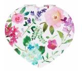 Albi Original Mirror heart Hydrangea 7 cm