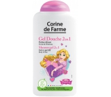 Corine de Farme Disney Princess 2in1 baby shampoo and shower gel 250 ml