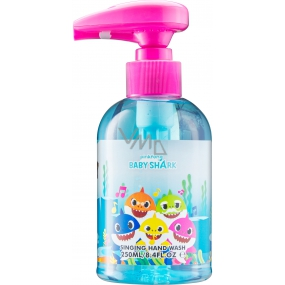 Pinkfong Baby Shark liquid soap with baby sounds 250 ml