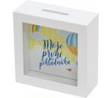 Nekupto Gift box My first box 16 x 16 x 6 cm