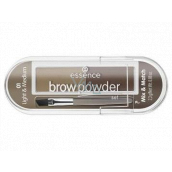 Essence Eyebrow set 01 light & medium 2.3 g