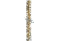 Christmas chain, gold length 200 cm
