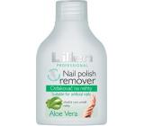Lilien Provital Aloe Vera regenerating nail polish remover 110 ml