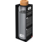 Epee Merch Star Wars glass bottle with silicone sleeve 585 ml