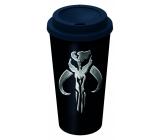 Epee Merch Star Wars - Mandalorian coffee mug plastic 520 ml