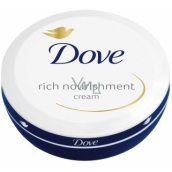 Dove Rich Moisturising Creme intenzivní krém 75 ml