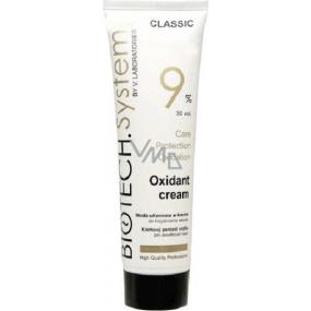 Biotech System Classic Creamy hydrogen peroxide 9% 80 ml
