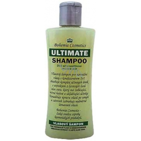 Bohemia Gifts & Cosmetics Ultimate 2 in 1 shampoo with conditioner 250 ml