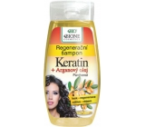 Bione Cosmetics Keratin & Argan Oil Regenerative Shampoo 260 ml