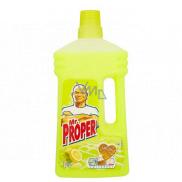 Mr. Proper Clean & Shine Lemon Universal cleaner including varnished wood and laminate 1 l