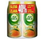 Air Wick FreshMatic Max Sparkling Citrus náhradní náplň 2 x 250 ml