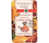 Bohemia Gifts & Cosmetics Castanum Chestnut extract horse toilet regenerative soap 100 g