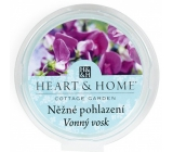 Heart & Home Gentle caress Soya natural scented wax 27 g