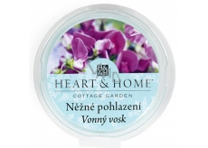 Heart & Home Gentle caress Soy natural fragrant wax 27 g