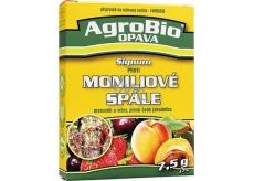 AgroBio Signum proti moniliové spále meruněk, višní a plísni šedé u jahodníku 7,5 g