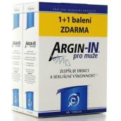 Argin-IN improves erection and sexual performance for men 90 capsules + Argin-IN 90 capsules