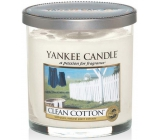 YANKEE CANDLE Scented Clean Cotton Classic Small 0122
