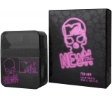 MTV Neon Metal Woman Eau de Toilette 30ml