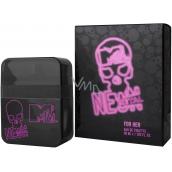 MTV Neon Metal Woman Eau de Toilette 30ml