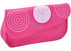 DNG Etue pink with patterns 9073