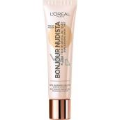 Loreal Bonjour Nudist BB Cream m-up 30ml medium 0608
