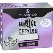 Essence Nail Melted Chrome 03