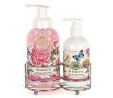 Michel Design Works Unforgettable Paris foaming liquid hand soap 530 ml + hand and body lotion 236 ml, cosmetic set