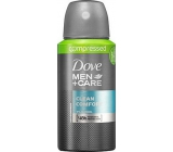 Dove Deo spr.Men Clean Comfort 75ml 0689